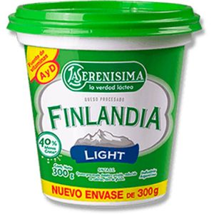 Queso Finlandia Crema Light