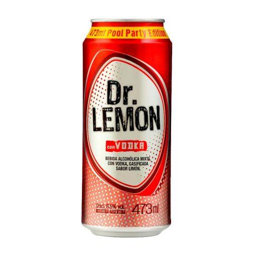 Aperitivo Dr. Lemon con Vodka