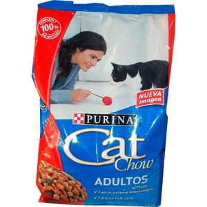 Alimento para Animales Cat Chow Adultos Carne
