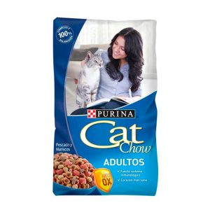Alimento para Animales Cat Chow Adulto Pescado