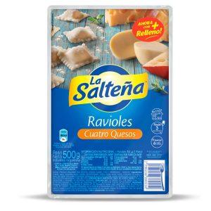Ravioles La Salteña 4 Quesos