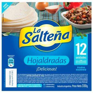 Tapas De Empanadas La Salteña Horno