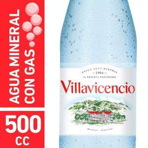 Agua Villavicencio Con Más Gas