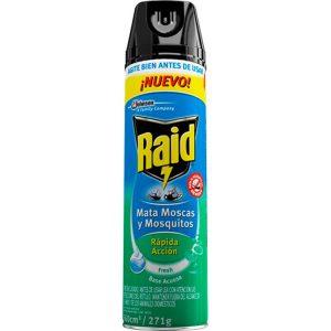 Insecticida para Mosquitos y Moscas