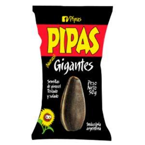 Semillas de Girasol Pipas Gigantes