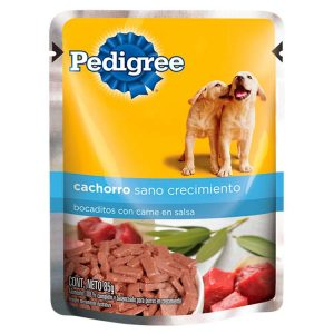 Alimento para Animales Pedigree Pouch Cachorro