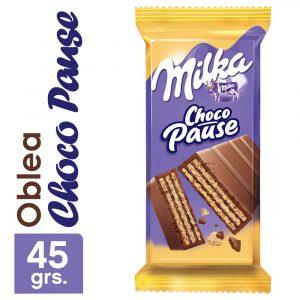 Chocolate Milka Choco Pause