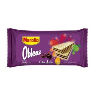Obleas de Chocolate