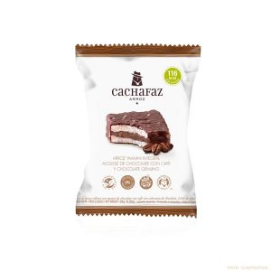 Alfajor Cachafaz Arroz Chocolate Negro