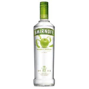 Vodka Smirnoff Green Apple