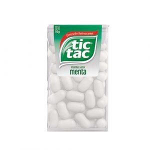 Pastillas Tic Tac Menta