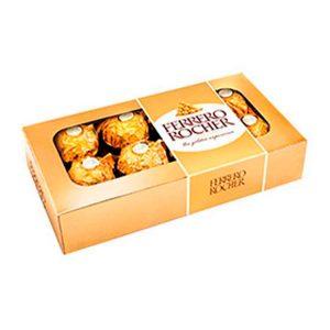 Bombón Ferrero Rocher 8 Un