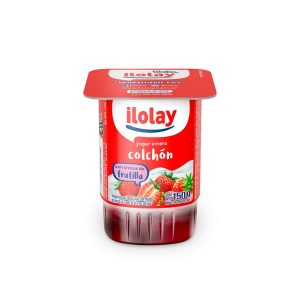 Yogur Ilolay Trozos de Frutillas