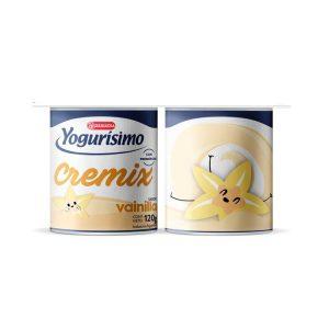 Yogur Yogurísimo Cremoso Vainilla Pack