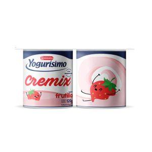 Yogur Yogurísimo Cremixfrutilla