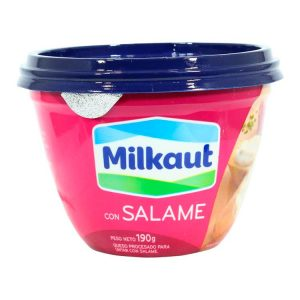 Queso Milkaut Salame