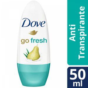 Antitranspirante Femenino Dove Roll On Pera y Aloe Vera