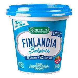 Queso Finlandia Balance