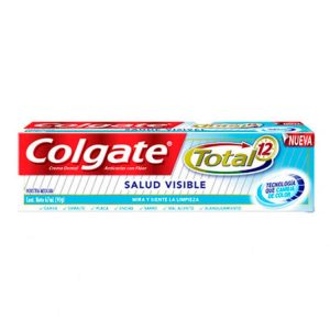 Crema Dental Colgate Total Salud