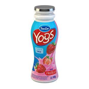Yogur Sancor Yogs Botella Frutilla