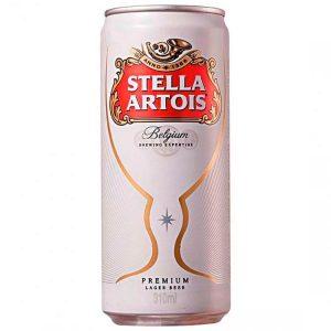Cerveza Stella Artois Lata