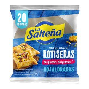 Tapas De Empanadas La Salteña Rotiseras Hojaldre