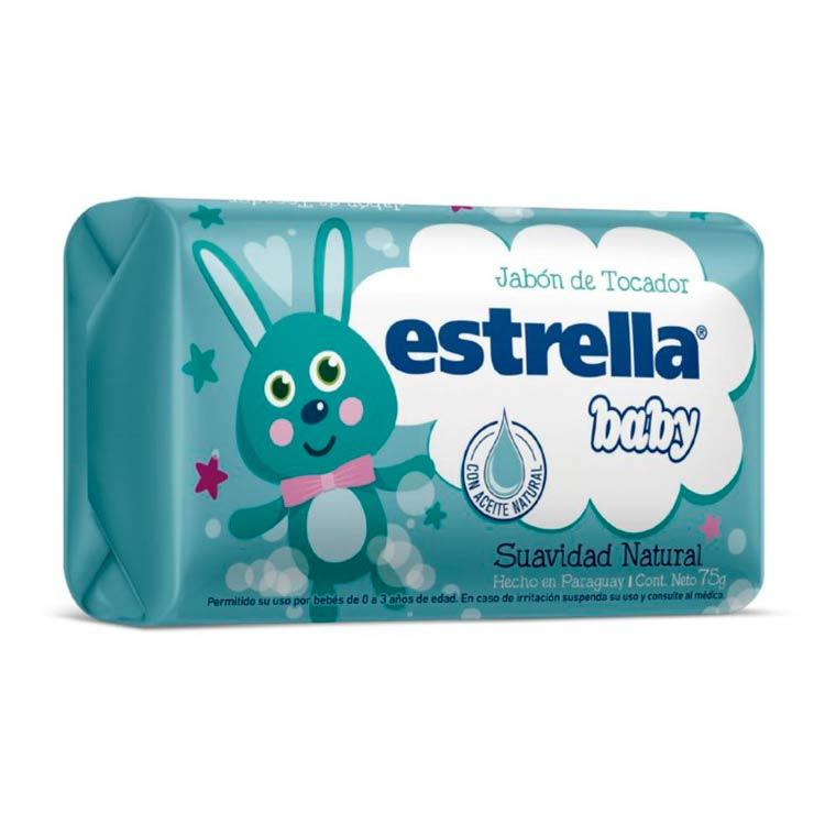 Jabón de Tocador Baby Suavidad