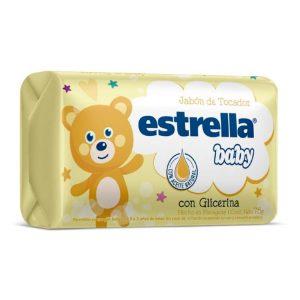 Jabón de Tocador Baby Glicerina