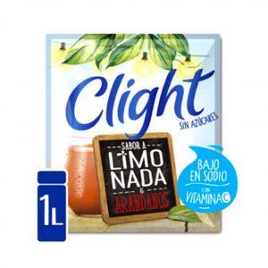 Jugo En Polvo Clight Limón - Jengibre - Menta