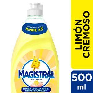 Detergente Aroma Limón Crema