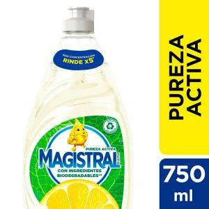 Detergente Aroma Pure Activa