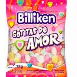 Pastillas Billiken Gotitas De Amor