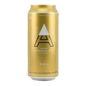 Cerveza Andes Origen Rubia