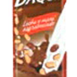 Chocolate Daqui Maní Y Almendras