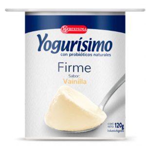 Yogur Yogurísimo Vainilla Firme Entero