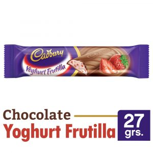 Chocolate Cadbury Yoghurt