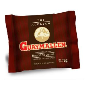 Alfajor Guaymallen Triple Chocolate