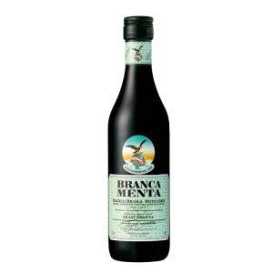 Fernet Branca Menta Receta Italiana