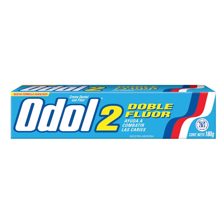 Crema Dental Odol 2 Fluor