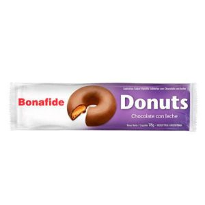 Galletitas Donuts Sabor Chocolate