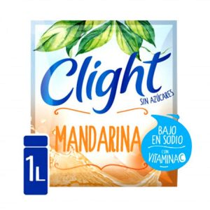 Jugo En Polvo Clight Mandarina