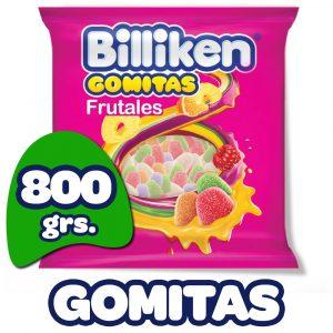 Gomitas Billiken Fruta