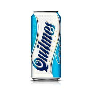 Cerveza Quilmes Lata