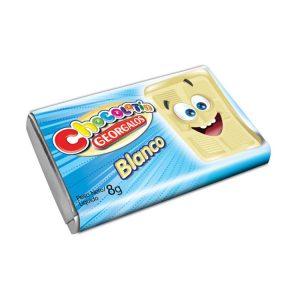 Chocolate Georgalos Blanco