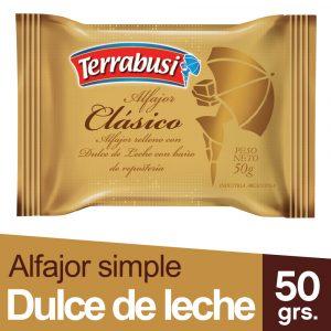 Alfajor Terrabusi Chocolate Familiar