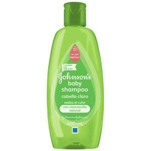 Shampoo Johnson & Johnson Manzanilla