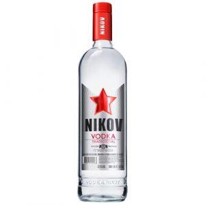 Vodka Nikov Tradicional