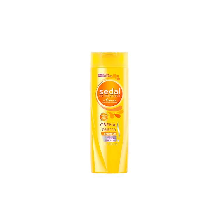 Shampoo Sedal Crema Balance