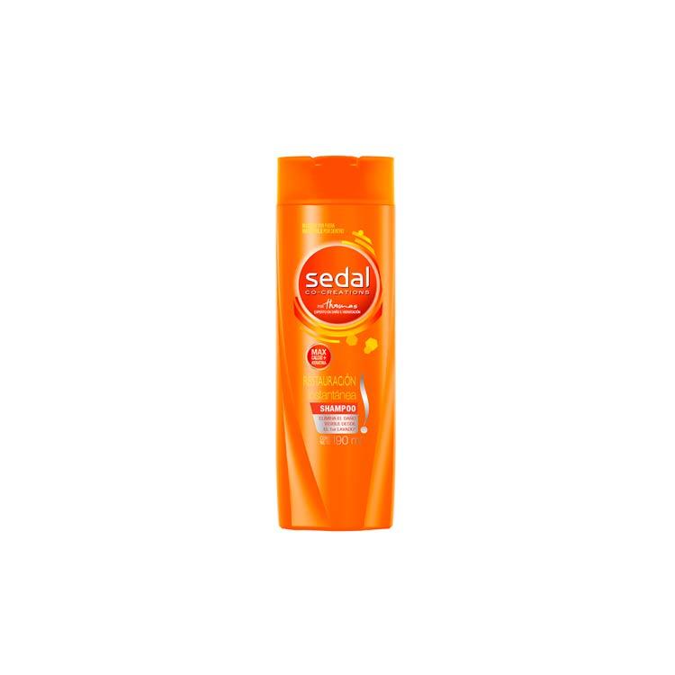 Shampoo Sedal Reconstrucción Instantánea