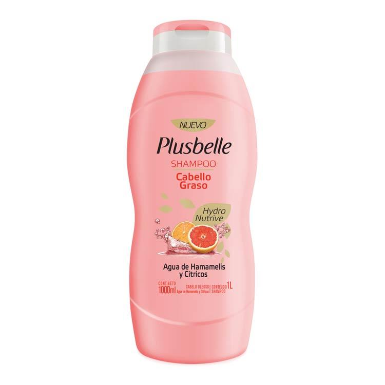 Shampoo Plusbelle Fuerza Balance